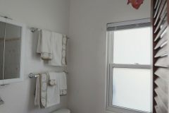 Bath Room at the Sea Breeze